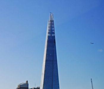 Bienvenidos al hotel más alto de Londres