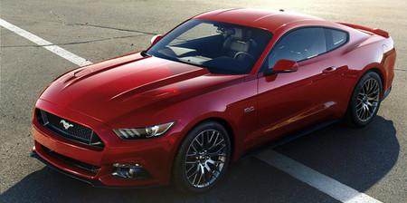 2015 Ford Mustang, desde 24.425 dólares en Estados Unidos