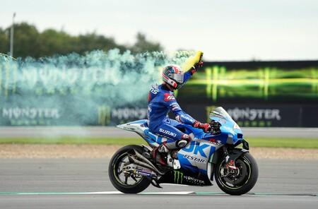 Rins Silverstone Motogp 2021