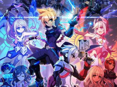 Revelan más gameplay de Azure Striker Gunvolt 2 en un evento japonés