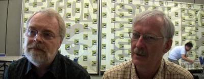Entrevista a John Musker, Ron Clements y Andres Deja, directores y animador de 'Tiana y el sapo'