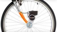 EcoXPower: luz LED para tu bici que permite cargar tu móvil mientras pedaleas