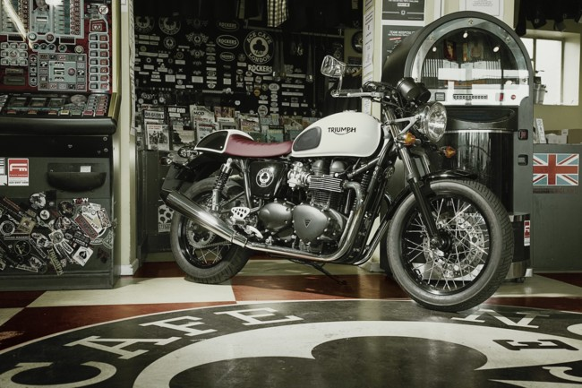 Triumph Thruxton Ace 1204