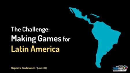 Stephanie Prodanovich habla sobre el reto de hacer juegos para América Latina