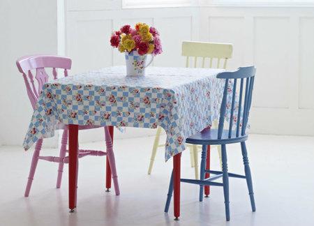 Llena tu casa con flores y frutas con los textiles de Cath Kidston
