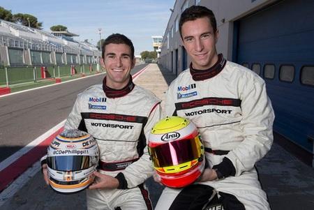 Porsche selecciona a Alex Riberas como piloto junior y correrá la Carrera Cup alemana en 2013