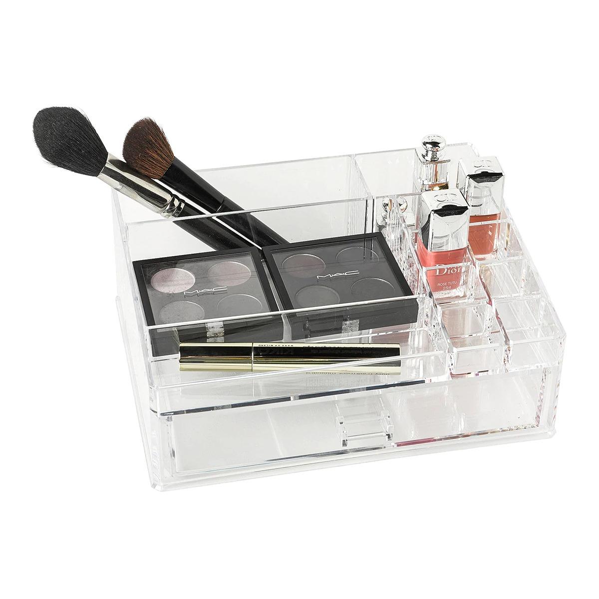 Organizador de cosméticos con cajón El Corte Inglés