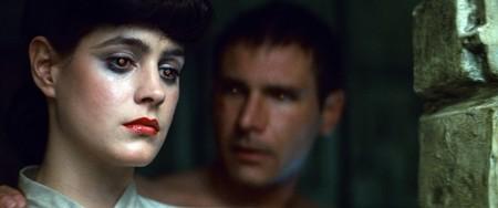 Rachael y Deckard con el brillo en los ojos
