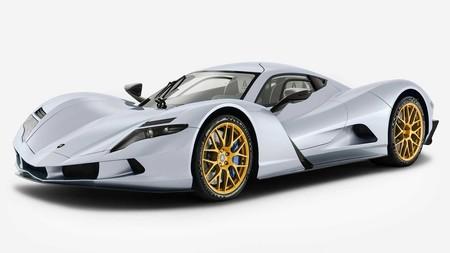 El Aspark Owl ya es una realidad: un coche eléctrico capaz de acelerar de 0 a 96 km/h en 1,69 segundos con un precio prohibitivo