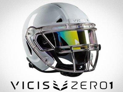 Este casco se deforma para proteger el cerebro de los jugadores de fútbol americano