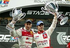 Loeb gana la carrera de Campeones