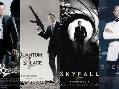 'Casino Royale' y 'Quantum of Solace': lo mejor y lo peor de Daniel Craig como 007, según nuestra encuesta