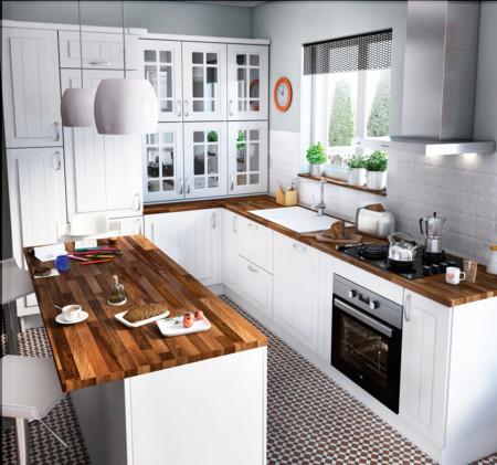 Te encanta estar en la cocina ideas pr cticas para - Cocinas leroy merlin fotos ...