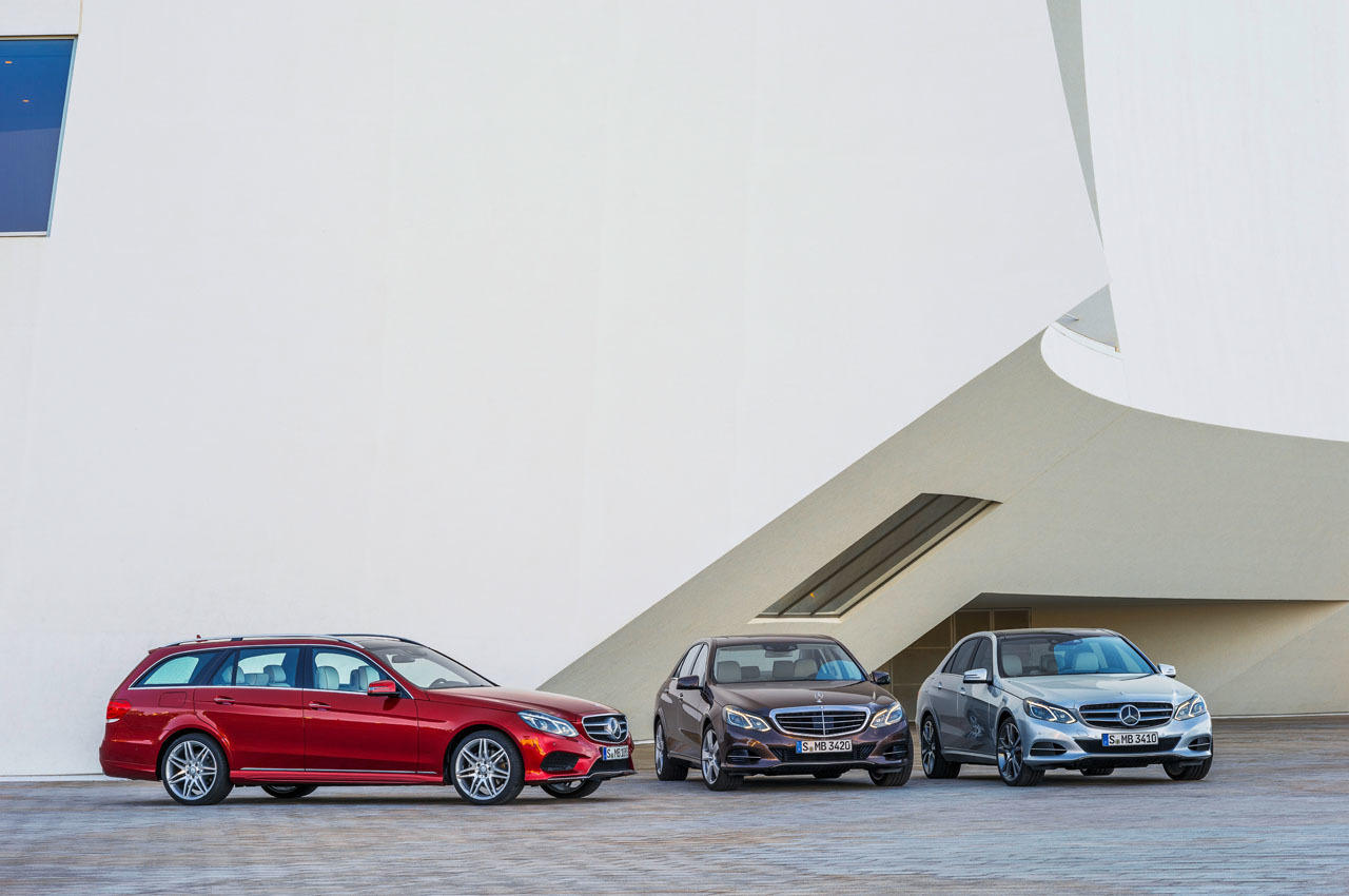 Foto de Mercedes-Benz Clase E 2013 (28/61)