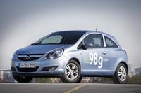 Opel Corsa ecoFLEX 2010, mejor rendimiento