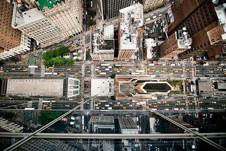 Navid Baraty: 'Intersections', la ciudad desde otro punto de vista