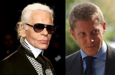 Lapo Elkann diseñará gafas con Karl Lagerfeld
