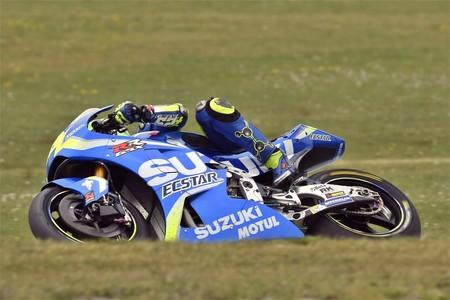 Andrea Iannone Motogp Australia 2017