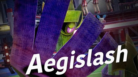 Pokken Tournament Aegislash