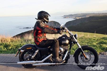 Harley Davidson DYNA Street Bob, prueba (conducción en ciudad y carretera)