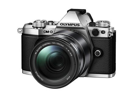Olympus Om D E M5 Mark Ii 14 150 Silverb