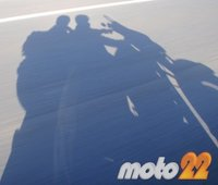 En moto por el Oeste Norteamericano (5): sigue, sigue, sigue, sigue...