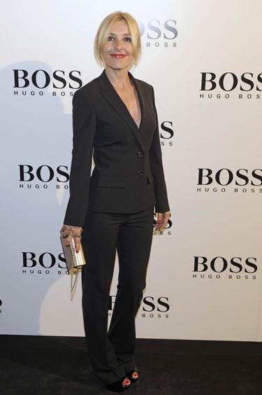 Las famosas españolas demuestran su estilo en la fiesta de Hugo Boss en Madrid