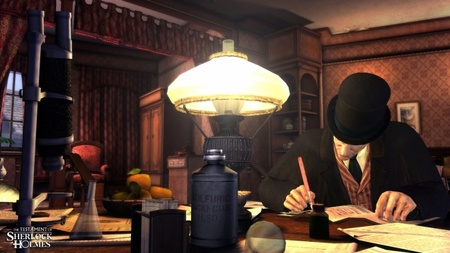 Ya tenemos fecha oficial para el retorno de Sherlock a los videojuegos en 'El Testamento de Sherlock Holmes'