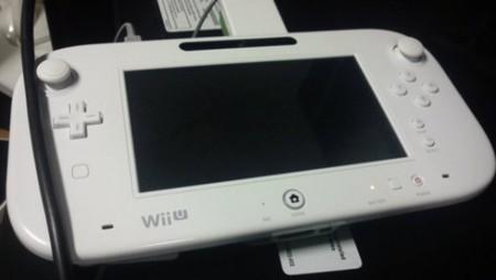 "El mando de la Wii U asoma ""la patita"""