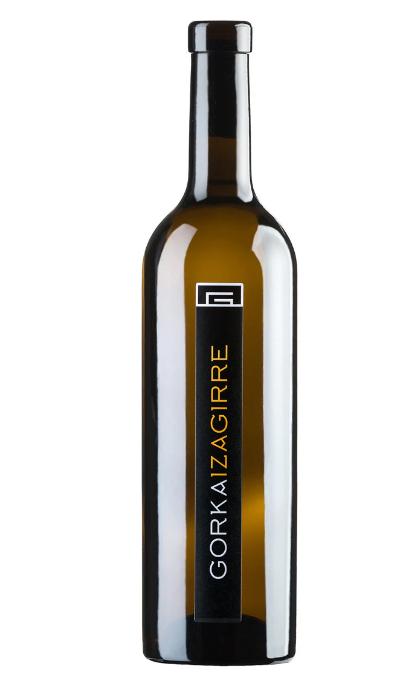 Vino blanco Gorka Izagirre Bizkaiko Txakolina