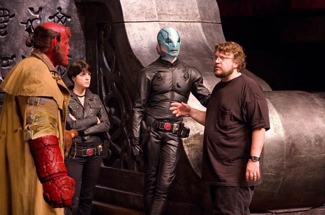 Hellboy Guillermo Toro2