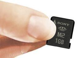 Memory Stick Micro, M2, para teléfonos móviles