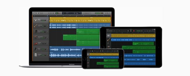 Apple actualiza GarageBand añadiendo nuevos instrumentos y sonidos chinos