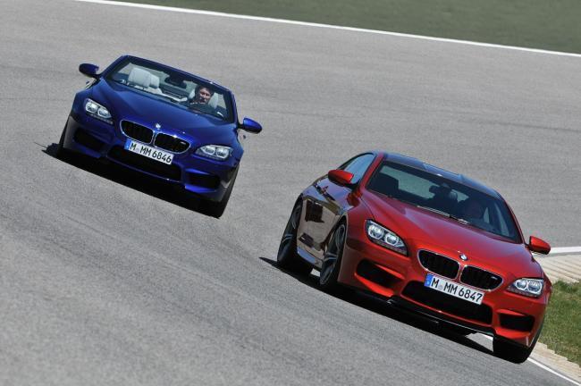 BMW M6 Coupé y BMW M6 Cabrio