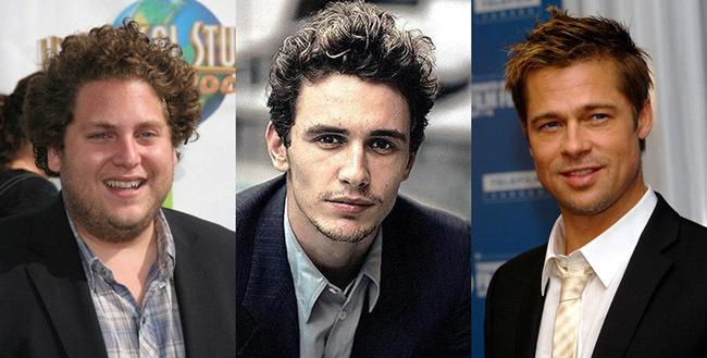 James Franco y Jonah Hill en 'True Story', que produce Brad Pitt