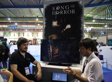 Song Of Horror Carlos Ignacio