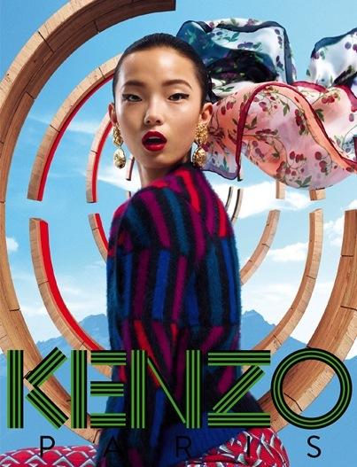 kenzo moda