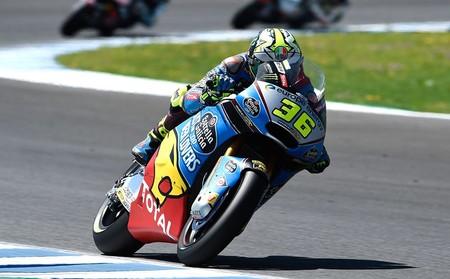 Joan Mir Gp Jerez Moto2 2018