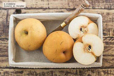 ¿Conoces la pera Nashi? Características y usos en la cocina