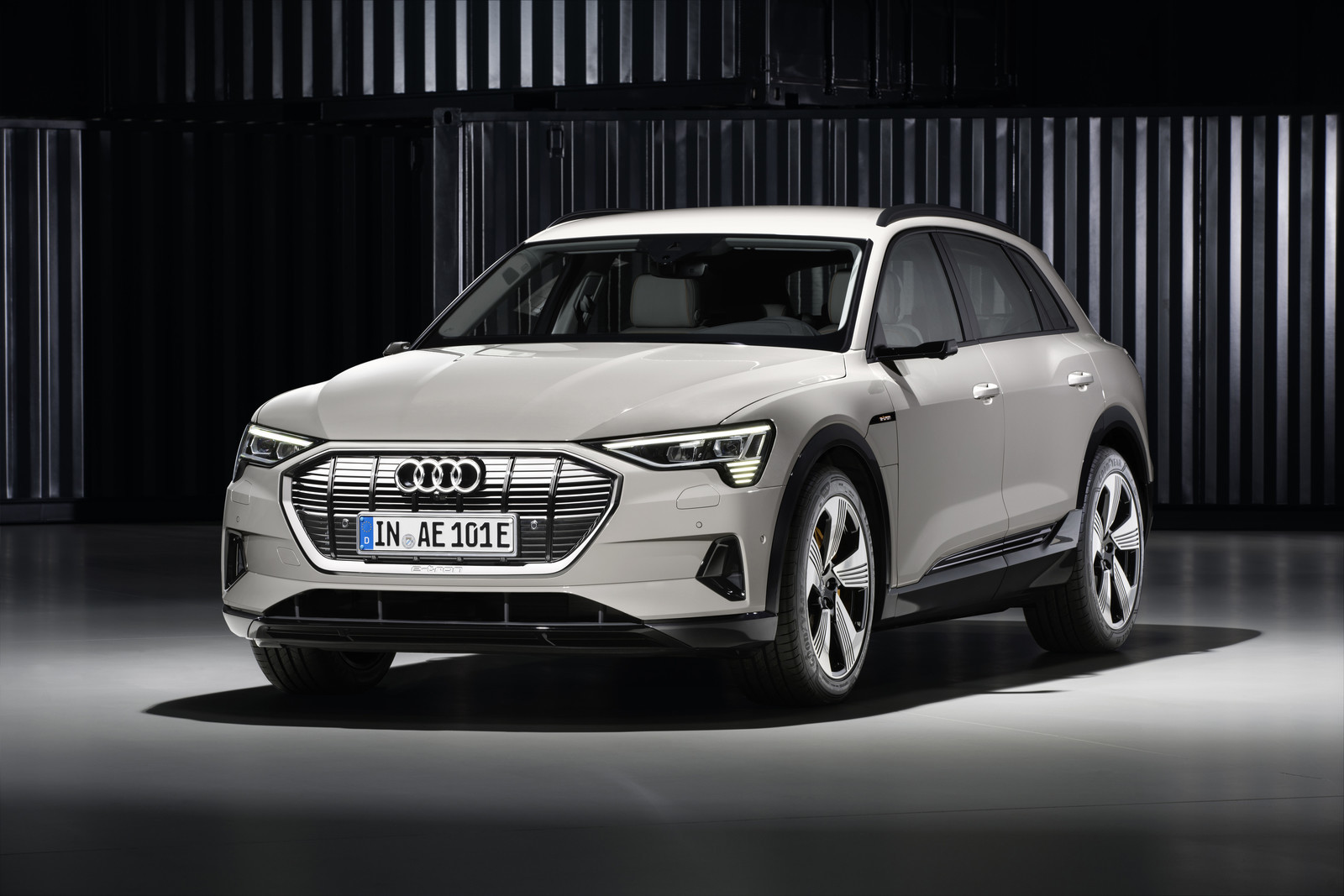 Foto de Audi e-tron (10/37)