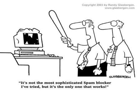 El spam sigue subiendo y sigue funcionando