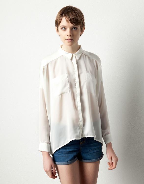 camisaa pull