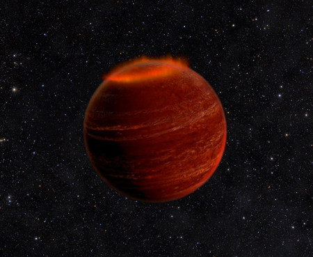 Resultado de imagen para estrella enana marron