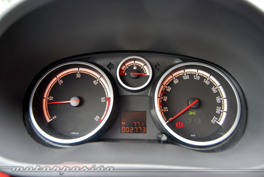 Foto de Opel Corsa 2010 (presentación) (28/37)