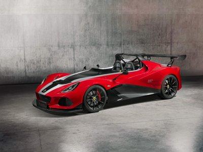 La evolución final de un auto de carreras legal en la calle, Lotus 3-Eleven 430