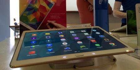 Samsung Galaxy Tab S, primeras impresiones