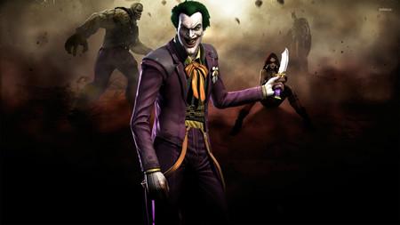 The Joker Injustice Gods Among Us