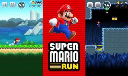 Las características más importantes de Super Mario Run en un par de vídeos