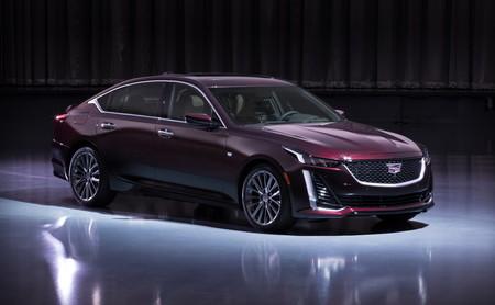 El Cadillac CT5 quiere ser tu 'full size' al precio de un BMW Serie 3