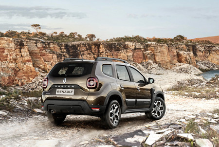 Renault Duster 2021 Mexico 7